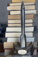 2015 Hugo Award Trophy