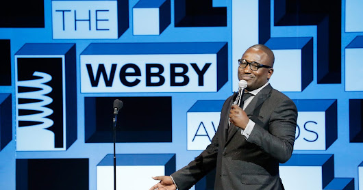 5-word acceptance speeches rule at Webbys