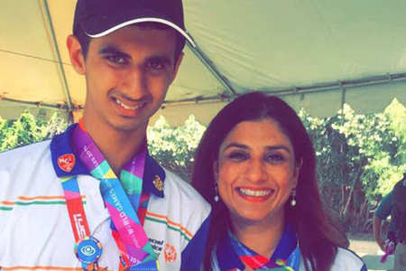 Indian golfer Ranveer Saini bags gold in Special Olympics - The Times of India