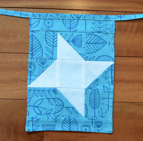 To Boston with Love - Friendship Star Flag, front