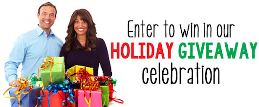 Holiday Giveaway Celebration! - Calton Nutrition