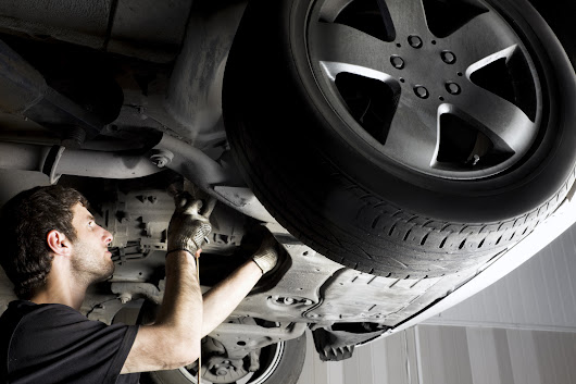 Catch Pothole Damage with a Foreign Car Inspection