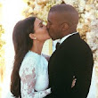 PHOTOS Kim Kardashian's wedding dress and ceremony with Kanye West