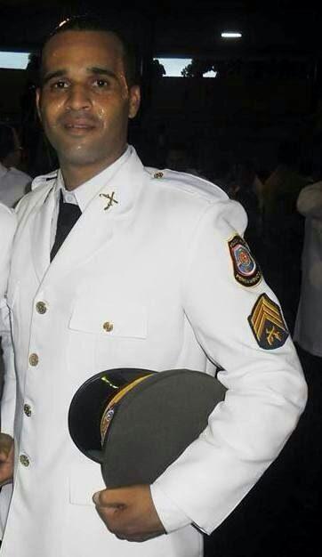 Sargento Anderson de Oliveira Souza (Foto: Divulgação/ Polícia Militar)