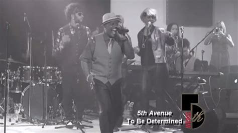 To Be Determined Band   Fifth Avenue Entertainment