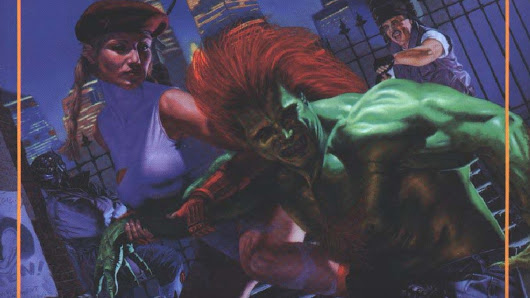 The Story Behind the Street Fighter RPG You Never Heard Of