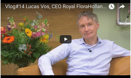 Lucas Vos: ''Royal Floraholland well underway''