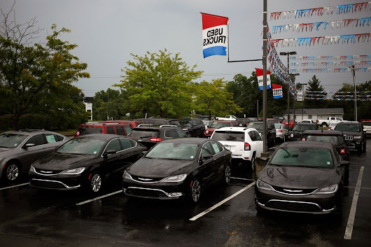 New U.S. Subprime Boom, Same Old Sins: Auto Defaults Are Soaring