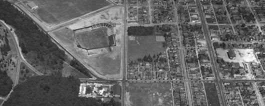 BO-51-244 : Capilano Stadium Opening  »  Vintage Air Photos