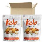 Nature's Garden Keto Snack Mix 24 oz 2-pack