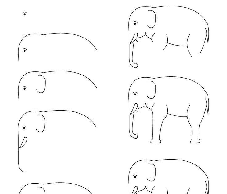 ausmalbilder elefant gratis   aiquruguay