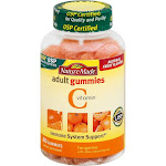 Nature Made Vitamin C, 250 mcg, Tangerine - 80 gummies