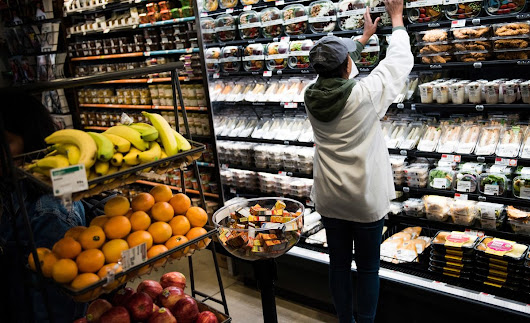 The Future of Whole Foods Isn't About Groceries