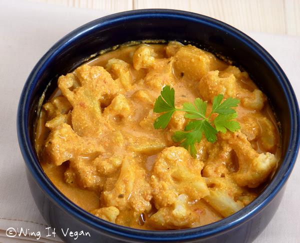 Vegetable Korma Masala (Practically Raw)