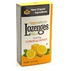 Pacific Resources Propolis Lozenges, Lemon & Honey - 20 count