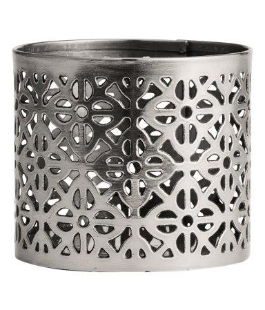 Metal Tea Light Holder | H&M