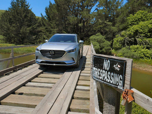 2016 Mazda CX-9 Road Test and Review