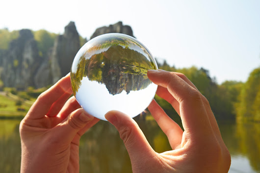 How to Succeed in a Startup When Your Crystal Ball Fails You