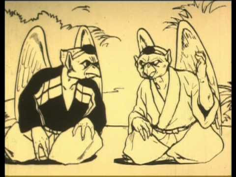 Early Japanese Animations: The Origins of Anime (1917-1931)