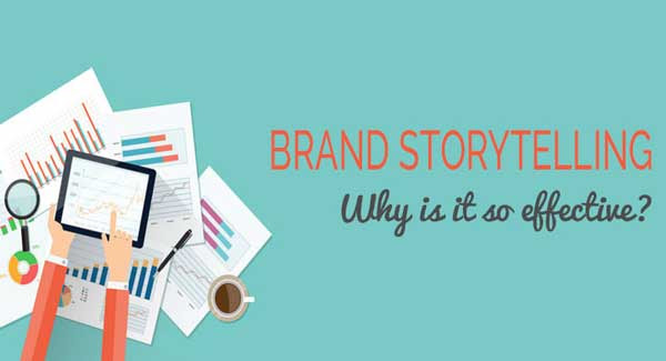 Brand Storytelling: Why is it so effective?