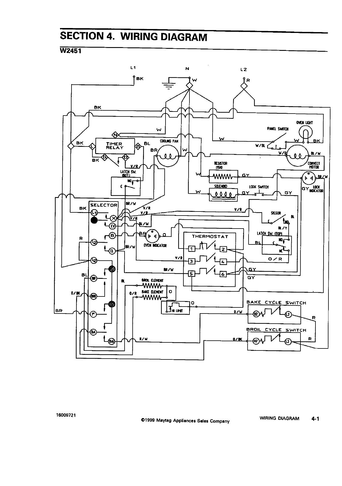 Jenn Air Cooktop Wiring Diagram