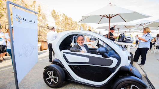 Why Israel is a fast-moving force in smart transportation | ISRAEL21c