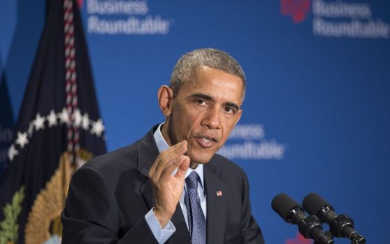 Obama reclama a los grandes empresarios que suban los salarios
