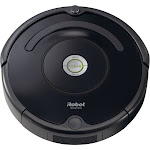 iRobot - Roomba 614 Robot Vacuum - Black