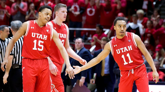 After toppling Arizona, it's time to pay attention to Utah Utes - Men's College Basketball Blog-  ESPN
