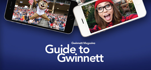 Gwinnett Magazine's 2016 Guide to Gwinnett