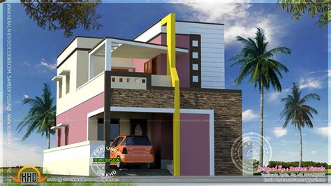 modern style south indian house exterior interior designs