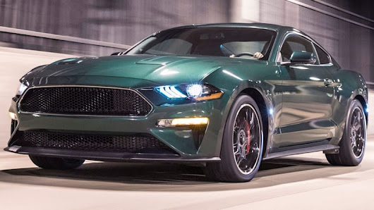 First Ford Mustang Bullitt will be auctioned off at Barrett-Jackson for charity - Autoblog