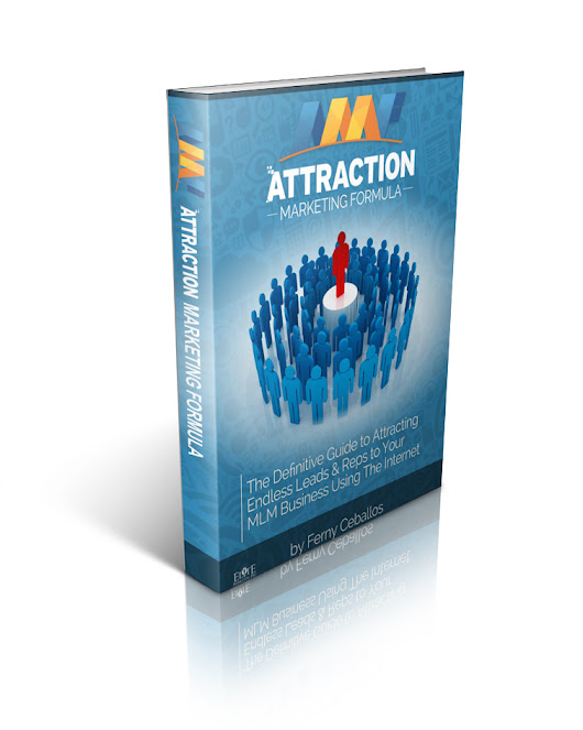 Attraction Marketing Formula | Connect With Charles