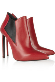 Saint LaurentLeather ankle boots