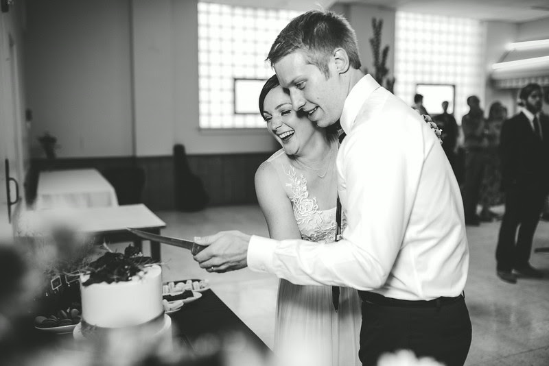 A cakecutting at the Verdi Club in Downtown Rockford IL by Mindy Joy Photography