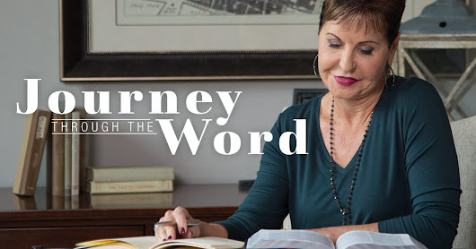 Journey Through the Word Study with Joyce Meyer