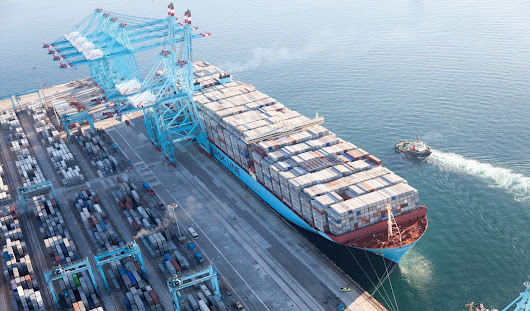 Modern port infrastructure essential to economic and social development - Development Finance