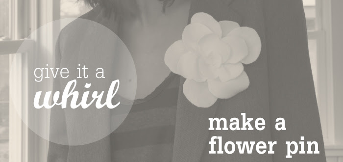 diy fabric flower how-to dash dot dotty style blog