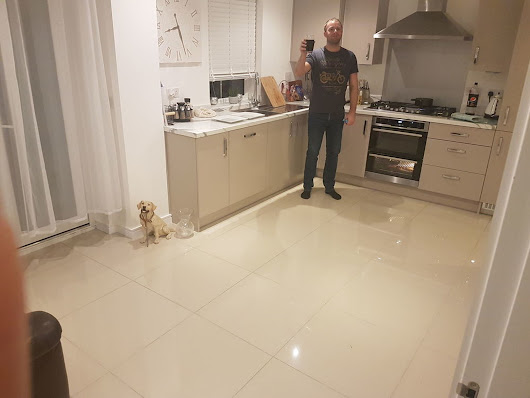 Floor tiling - Job of the Year