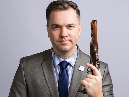Read Austin Petersen's Goodbye Note to the Libertarian Party