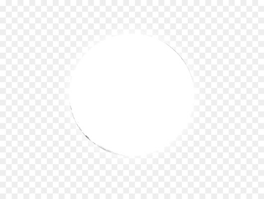 White Circle Area Angle Pattern - moon - Unlimited Download. Kisspng.com.