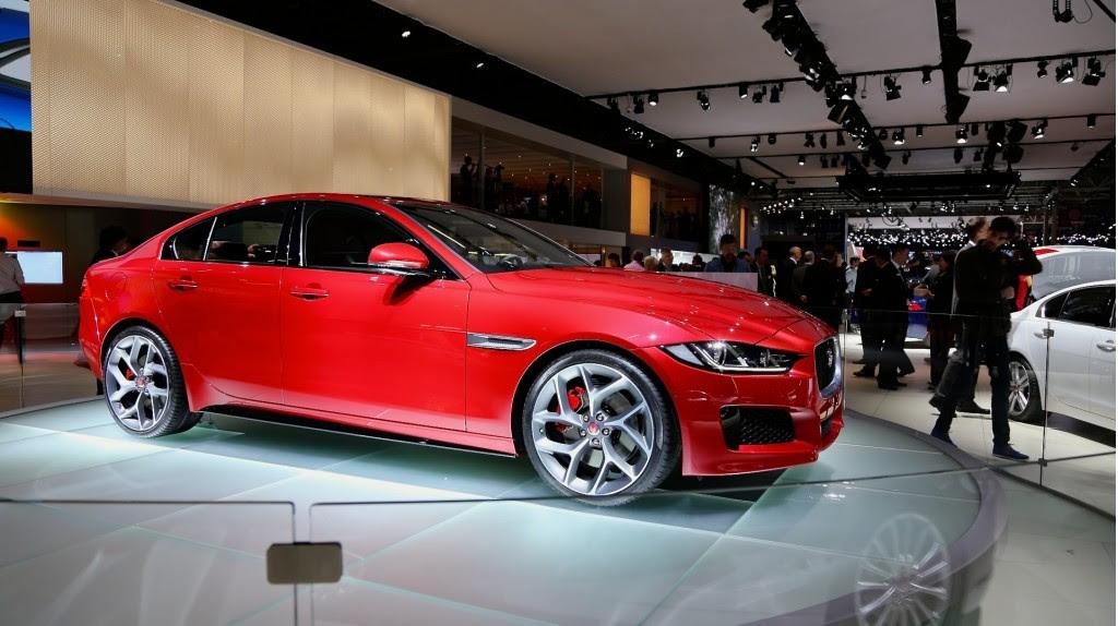 2017 Jaguar Xe | 2017 - 2018 Best Car Reviews
