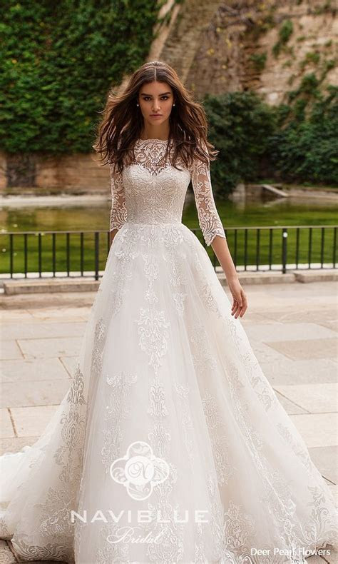 "Naviblue 2019 Wedding Dresses ? ""Dolly"" Collection   Deer"