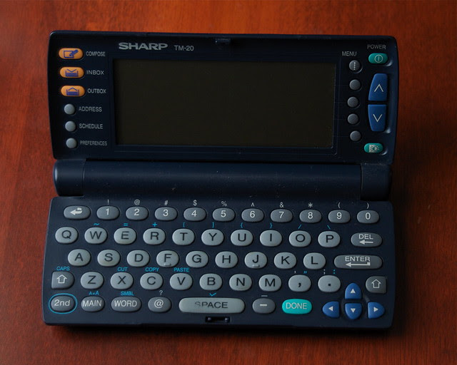 Pocketmail Device