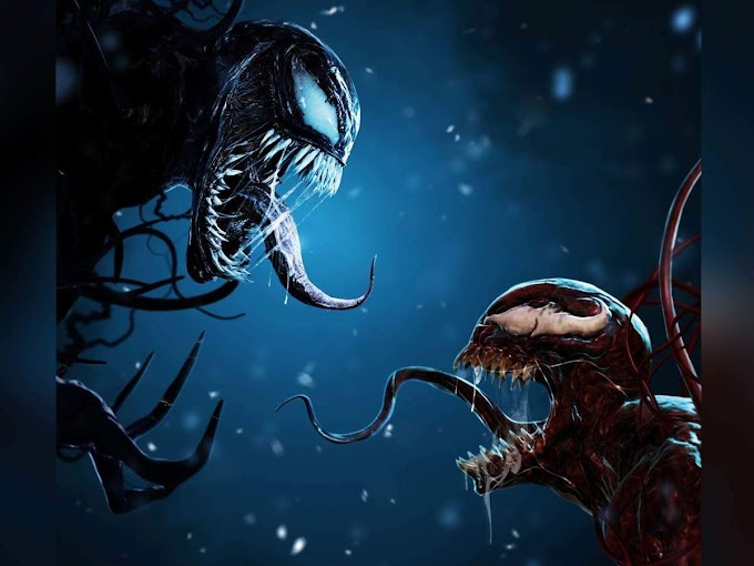 'Venom: Let There Be Carnage' trailer