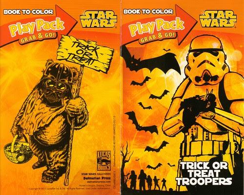 Star Wars Halloween Play Pack - Trick or Treat Troopers