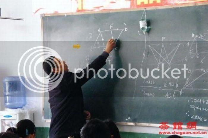 Pak Guru Teladan itu ternyata CHINA !