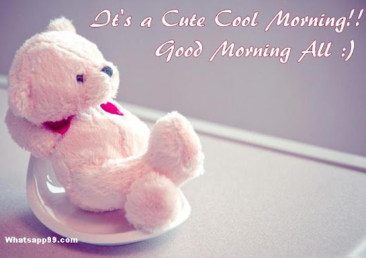 9 Cool Good Morning Images | Quotes Messages
