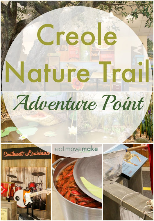 Visiting the Creole Nature Trail? Start at Adventure Point!
