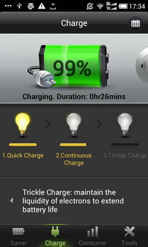 Aplikasi Penghemat Baterai Android
